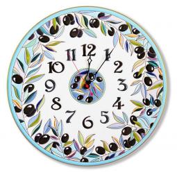 Декоративные настенные часы 40 см РусАрт \ Ч-4024