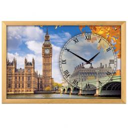 Настенные часы из песка Династия  Биг Бен \ 03-152