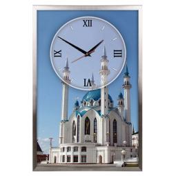 Настенные часы из песка Династия  Казань \ 03-200