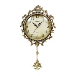 Настенные часы Castita  с маятником (012B)