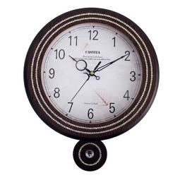 Настенные часы с маятником Castita (116В)