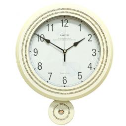 Настенные часы с маятником Castita (116W)