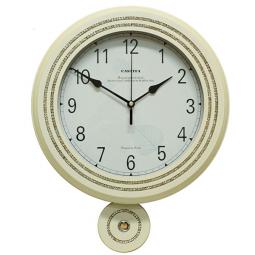 Настенные часы с маятником Castita (117W)