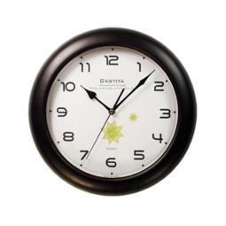 Настенные часы Castita  (120BK)