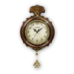 Настенные часы с маятником Castita (201B)
