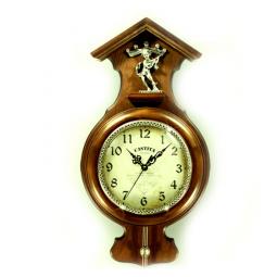 Настенные часы с маятником Castita (303B)