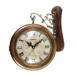 Настенные часы на кронштейне Castita (701B)
