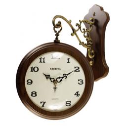 Настенные часы на кронштейне Castita (702B)
