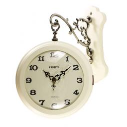 Настенные часы на кронштейне Castita (702W)