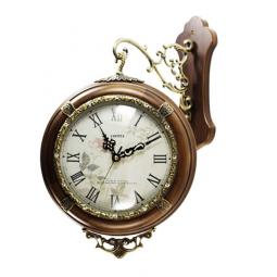 Настенные часы на кронштейне Castita (708B)
