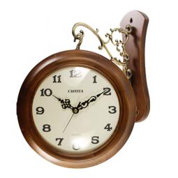 Настенные часы на кронштейне Castita (710B)