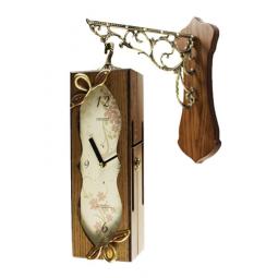 Настенные часы на кронштейне Castita (714B)