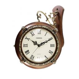 Настенные часы на кронштейне Castita (720B)