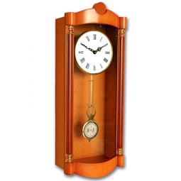 Настенные механические часы SARS \ 8528-341 Dark Walnut