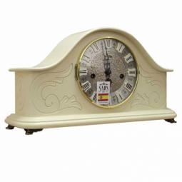 Настольные часы SARS \ 0077-340 Ivory