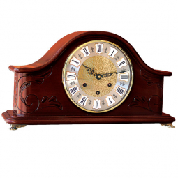 Настольные часы SARS \ 0077-340 Mahagon