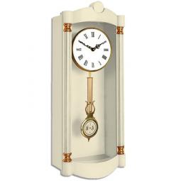 Настенные механические часы SARS \ 8528-341 Ivory