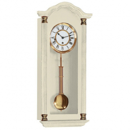 Настенные механические часы SARS \ 8535-341 Ivory