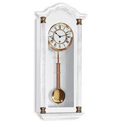 Настенные механические часы SARS \ 8535-341 White