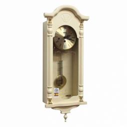 Настенные механические часы SARS \ 8552-341 Ivory
