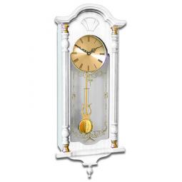 Настенные механические часы SARS \ 8552-341 White