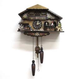 Часы с кукушкой SARS \ 0401-8MT