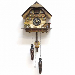 Часы с кукушкой SARS \ 0425-8M