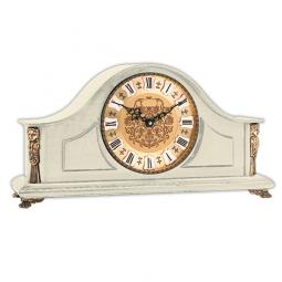 Настольные механические часы SARS \ 0093-340 Ivory