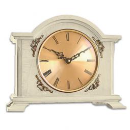 Настольные кварцевые часы SARS \ 0217-15 Ivory