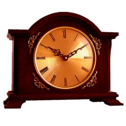 Настольные кварцевые часы SARS \ 0217-15 Mahagon