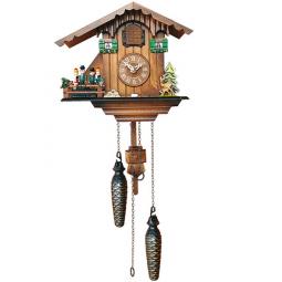 Часы с кукушкой SARS \ 0424-8M