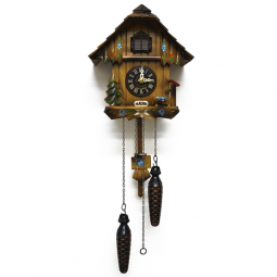 Механические часы с кукушкой SARS \ 0420-90