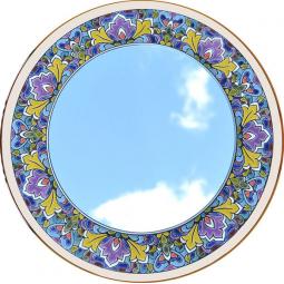 Декоративное зеркало 40 см РусАрт \ З-4002