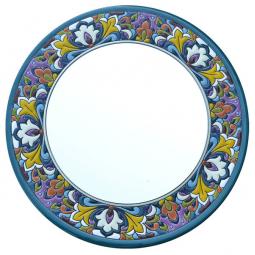 Декоративное зеркало 40 см РусАрт \ З-4004