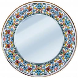Декоративное зеркало 40 см РусАрт \ З-4005