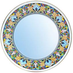 Декоративное зеркало 40 см РусАрт \ З-4006