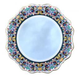 Декоративное зеркало 75 см РусАрт \ З-7501