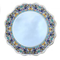Декоративное зеркало 75 см РусАрт \ З-7502