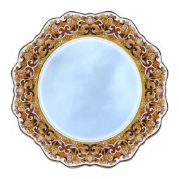 Декоративное зеркало 75 см РусАрт \ З-7503