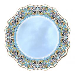 Декоративное зеркало 75 см РусАрт \ З-7504