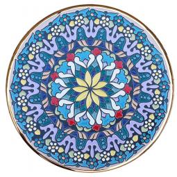 Декоративная тарелка 30 см РусАрт \ Т-3002