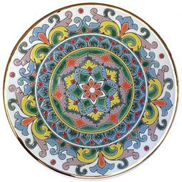 Декоративная тарелка 30 см РусАрт \ Т-3003