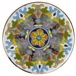 Декоративная тарелка 30 см РусАрт \ Т-3004