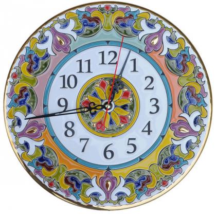 Декоративные настенные часы 30 см РусАрт \ Ч-3002
