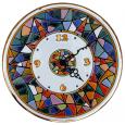 Декоративные настенные часы 30 см РусАрт \ Ч-3004