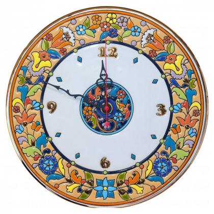 Декоративные настенные часы 30 см РусАрт \ Ч-3005