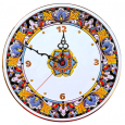 Декоративные настенные часы 30 см РусАрт \ Ч-3006