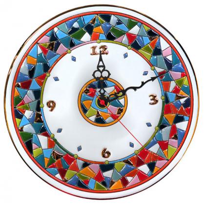 Декоративные настенные часы 30 см РусАрт \ Ч-3007