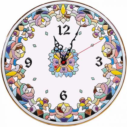 Декоративные настенные часы 30 см РусАрт \ Ч-3011