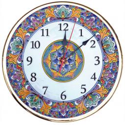 Декоративные настенные часы 40 см РусАрт \ Ч-4001